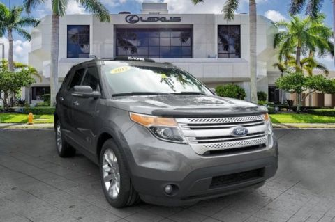 Used 2012 Ford Explorer XLT FWD 4D Sport Utility
