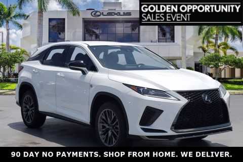 New! 2020 Lexus RX Ultra White | Miami, FL