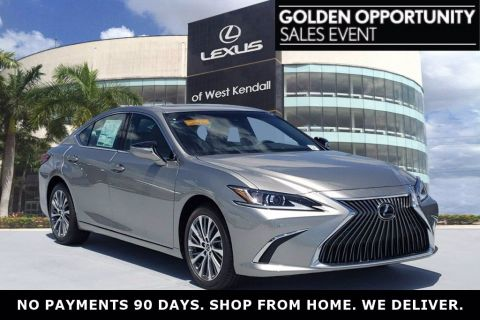 New! 2020 Lexus ES 350 Atomic Silver | Miami, FL