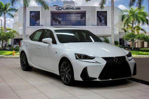 2020 Lexus IS 300 IS 300 F SPORT