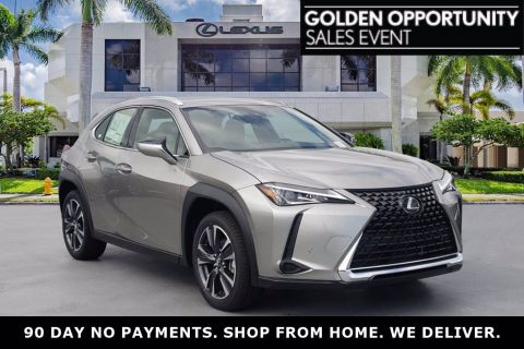 New! 2019 Lexus UX Atomic Silver | Miami, FL