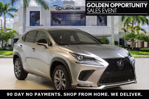 New! 2020 Lexus NX Atomic Silver | Miami, FL