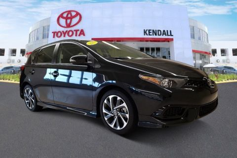 Used 2017 Toyota Corolla iM Base FWD 5D Hatchback