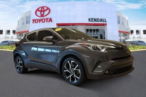 Used 2018 Toyota C-HR XLE FWD 4D Sport Utility